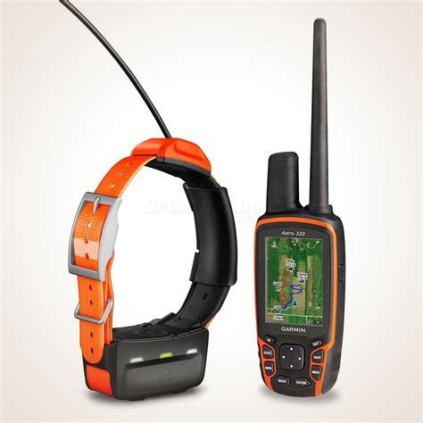 garmin collars garmin astro 174 320 w t5 gps tracking collar combo