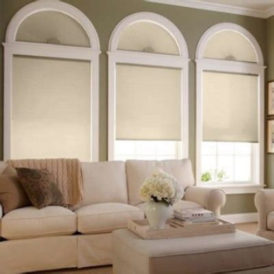 Curved Curtain Rods For Arched Windows Window Treatments At The Home Depot