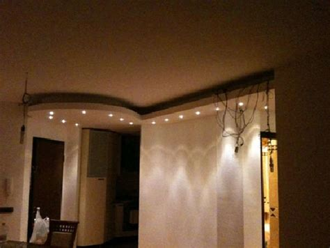 abbassamenti soffitto con faretti abbassamento soffitto in cartongesso con faretti oi54