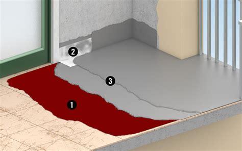 impermeabilizzazione terrazze pavimentate syst 232 me d 233 tanch 233 it 233 liquide fibro renforc 233 pour surfaces