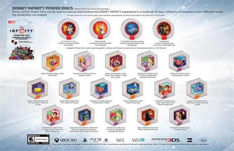 infinity series 2 power discs infinity and beyond exclusive toys r us power discs