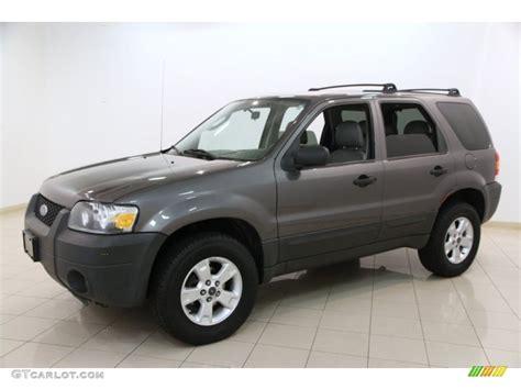 ford escape grey dark shadow grey metallic 2006 ford escape xlt v6 exterior