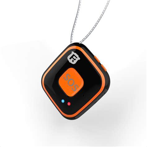 Mini Gps Tracker Sim Card Dengan Tombol Sos micro children gps tracker necklace distance alarm gps tracking locator device gsm sim
