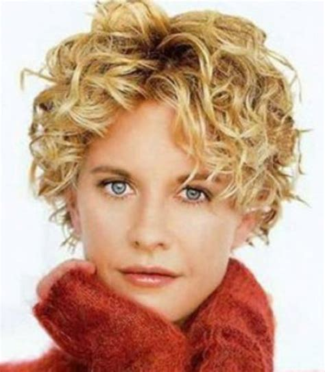 curly hairstyles for round faces over 40 short curly hairstyles for women over 40