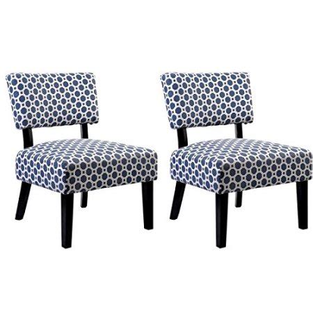 blue patterned upholstered chairs us pride furniture charlotte modern patterned print fabric
