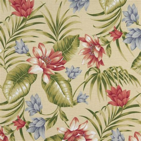Marine Upholstery West Palm by C400 Green Pink Blue And Yellow Floral Outdoor Upholstery