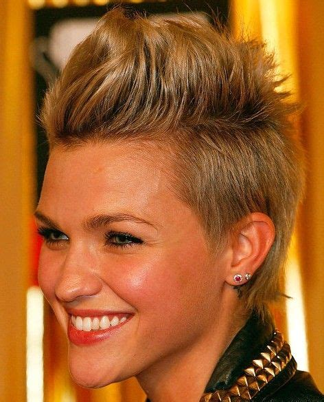 funky old lady hair 92 best images about short spiky for 50 on pinterest