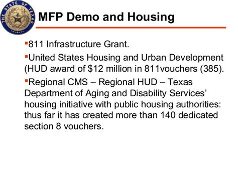 hud section 811 texas fourteen year journey to rebalance its ltss system