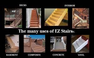 How ez stairs can lower costs and simplify building stairs