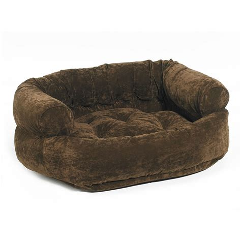 pet beds bowsers platinum collection double donut dog bed
