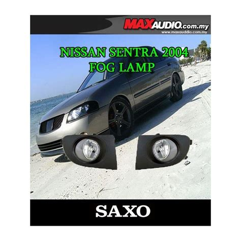 where is the nissan sentra made buy nissan sentra n16 2004 saxo fog l spot light made