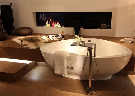 badewanne im raum freistehende badewanne erg 228 nzt die kollektion axor massaud