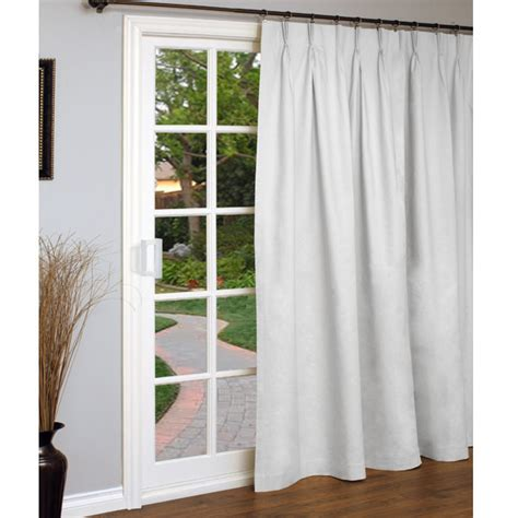 curtain ideas for sliding patio doors 15 awesome insulated sliding glass door curtains image