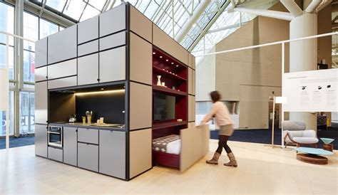 micro living spaces the cubitat a modular living unit in toronto