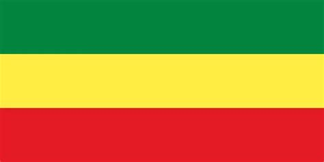 flags of the world green yellow red which international flags have the color scheme red