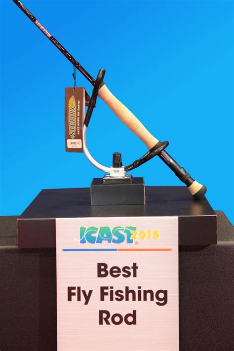 best fly rod best fly fishing rod icast 2018