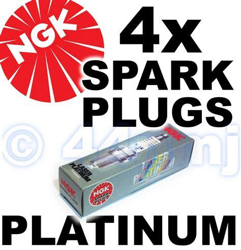 candele ngk prezzo 4 candele platinum pacco nuovo genuine ngk tr6ap 13 n