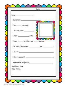 1000 ideas about letter writing template on