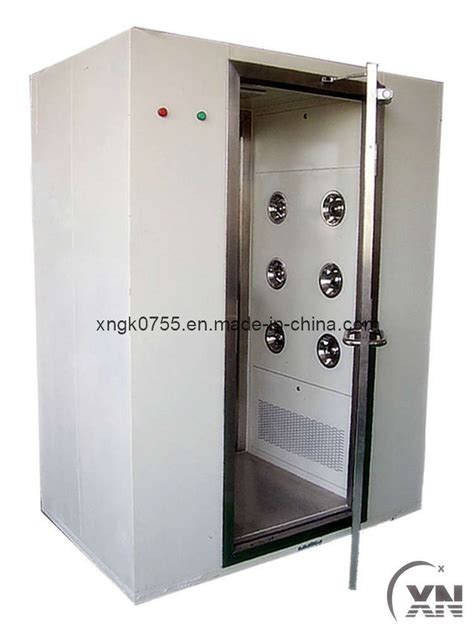 Automatic Shower by Automatic Door Air Shower For 100 Class Clean Room China