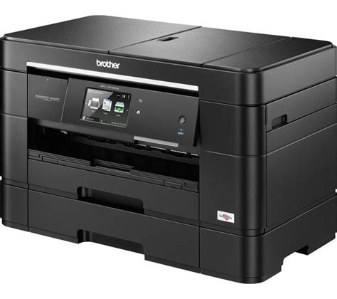 Printer A3 All In One mfcj5720dw all in one wireless a3 inkjet printer with fax deals pc world