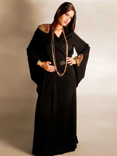 latest jubah design 2014 bridals and grooms dubai abaya style