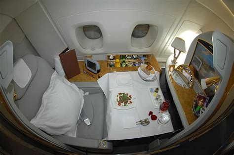 class cabin emirates a380 the emirates a380 class cabin one indulgent experience