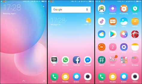 miui themes backup download three amazing miui 9 themes to run on miui 8 here