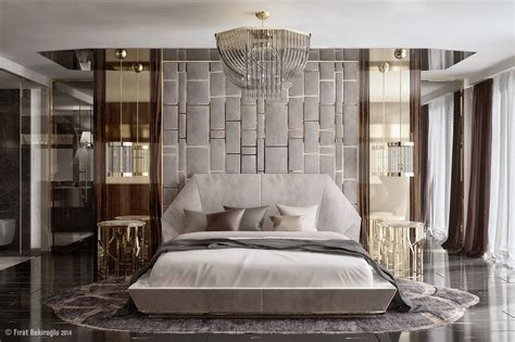 glamorous bedroom 7 stylish bedrooms with lots of detail