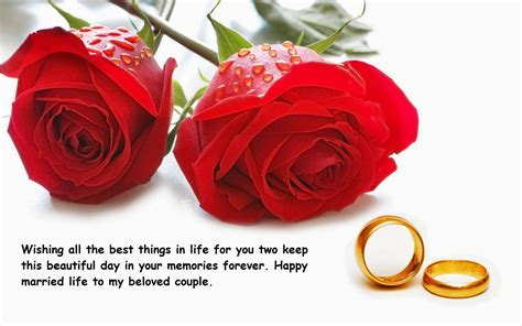Wedding Wishes Happy Married by Happy Married Greeting Cards Wishes Best Wishes