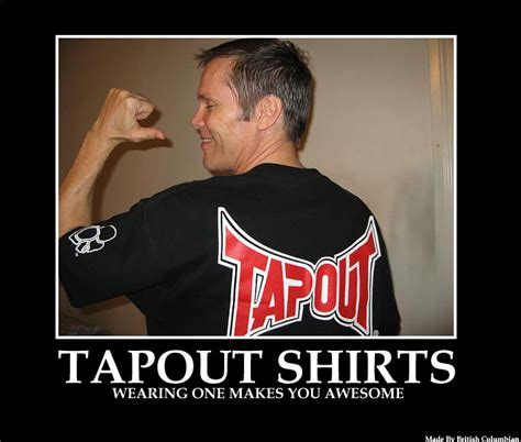 Tapout Meme - are people who wear tapout shirts bad people off topic