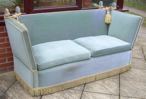 Knoll Settee Antiques Atlas A Knoll Settee Or Sofa
