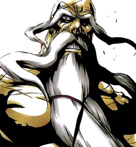 anime bleach genryusai genryūsai shigekuni yamamoto character comic vine