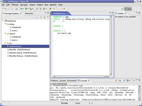 qt programming eclipse eclipse plugin for qt download linux softpedia linux