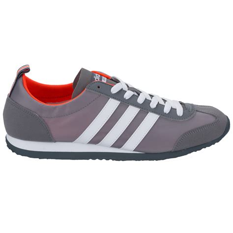 Adidas Neo Vall Nubuck s adidas neo vs jog trainers in grey from get the label ebay