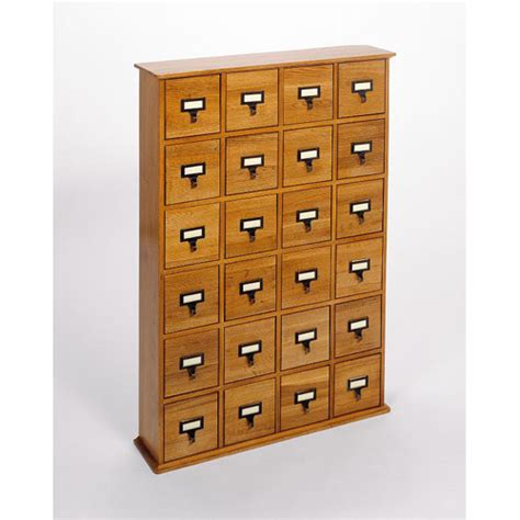 library card file cabinet outdoor