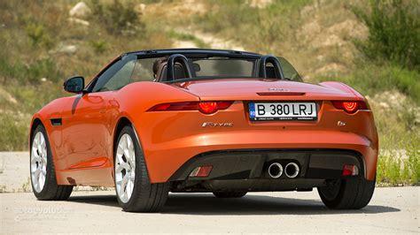 jaguar v6 f type jaguar f type v6 s review autoevolution