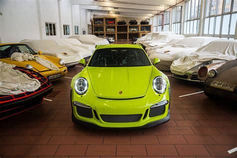 porsche gt3 green birch green porsche 911 gt3 rs by porsche exclusive gtspirit