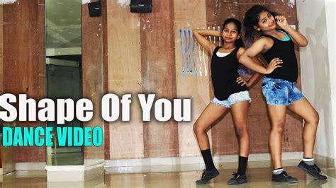 tutorial dance shape of you dance on shape of you rockstar dance studios kids