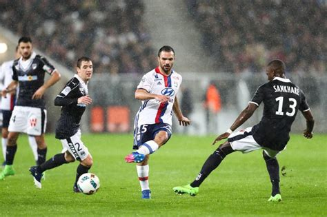 Calendrier Ligue 1 Bordeaux Lyon Football Bordeaux Bordeaux Lyon 1 1 Ligue 1 Ol