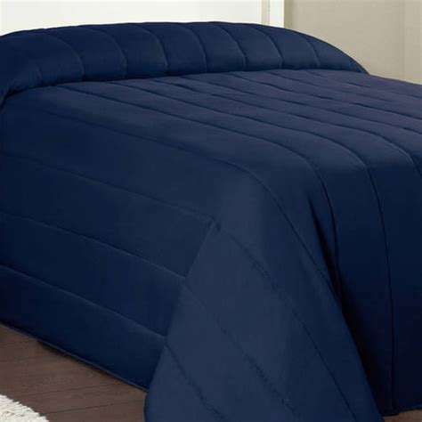 Navy Bedspread Mainstays Navy Blue Bedspread Home Other Home