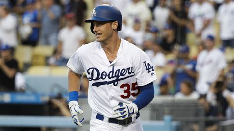 bellinger home runs dodgers rookie breaks record