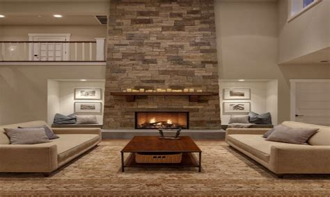 tall sofa beautiful great rooms  fireplaces great