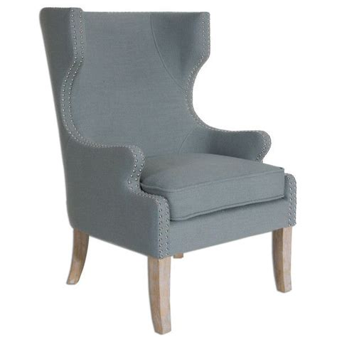 Grey Wingback Chair by Discover And Save Creative Ideas