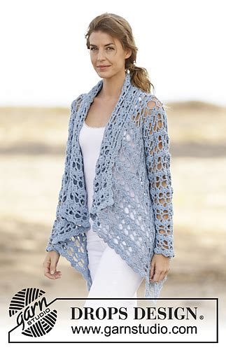drops design tutorial video ravelry 162 5 spring bliss pattern by drops design