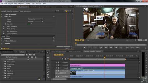 adobe premiere cs6 keyboard adobe premiere pro cs6 tutorial ultra key effect