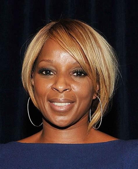 photos of black hairstyles mary j bliges sophisticated bob 69 best me images on pinterest beauty tips hair dos and