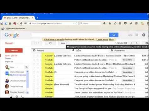 yahoo email whitelist now you can check your gmail inbox from yahoo mail app