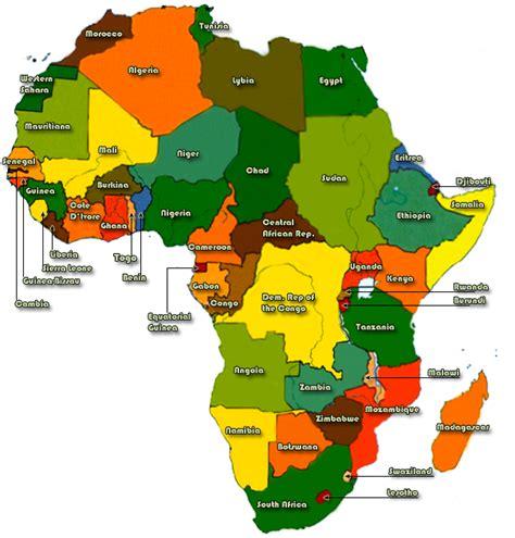 educational map snap africa africa education database