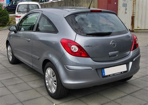 d d file opel corsa d 20090912 rear jpg wikimedia commons