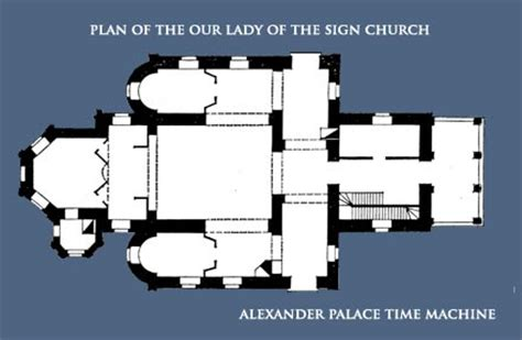 catherine palace floor plan our lady of the sign church in tsarskoe selo blog